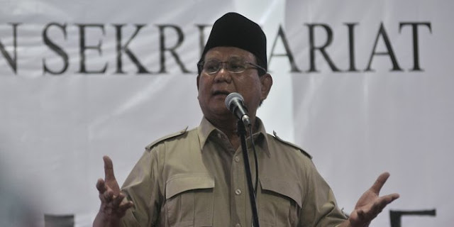20 Ribu Buruh Long March dari Surabaya Antar Prabowo ke KPU