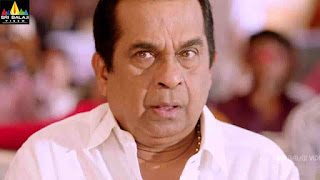 Brahmanandam is the South indian movie actor