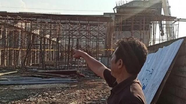 DPR Minta Ambruknya Konstruksi Tol di Cilincing Diinvestigasi