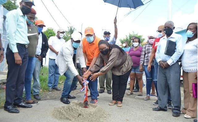 Alcalde Rodolfo Valera: 100 días de logros en beneficio del DM San Luis