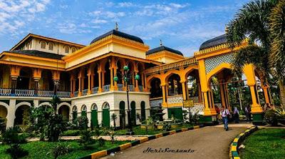 Maimun Palace2
