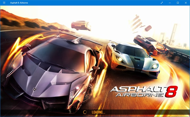 Asphalt 8 Airborne for PC Windows Free Download