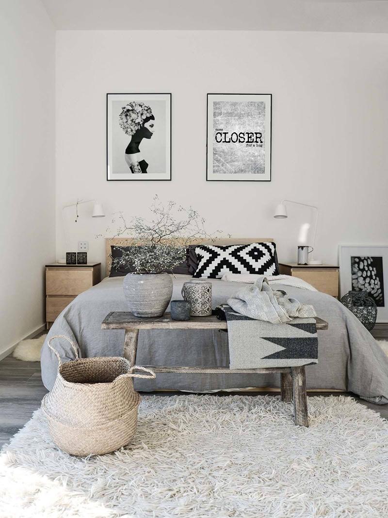 Decorar en familia:El placer de estar en la cama ¡Un ratito más por favor!9