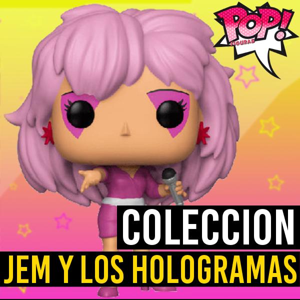 Figuras Funko Pop Lista Y: Funko POP Jem Y Los Hologramas