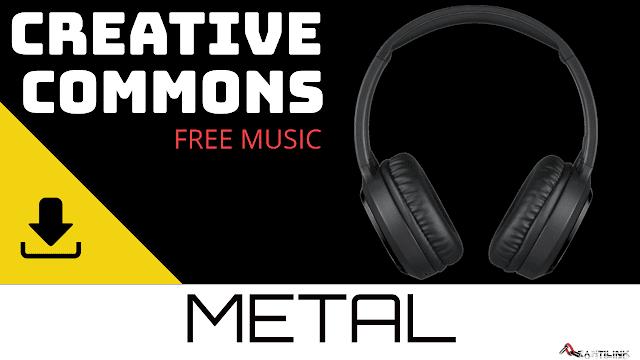 metal, metal music, free music, creative commons, free download