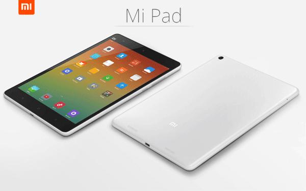 Xiaomi Mi Pad white