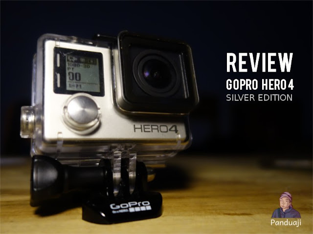 Review Go Pro Hero 4 SE