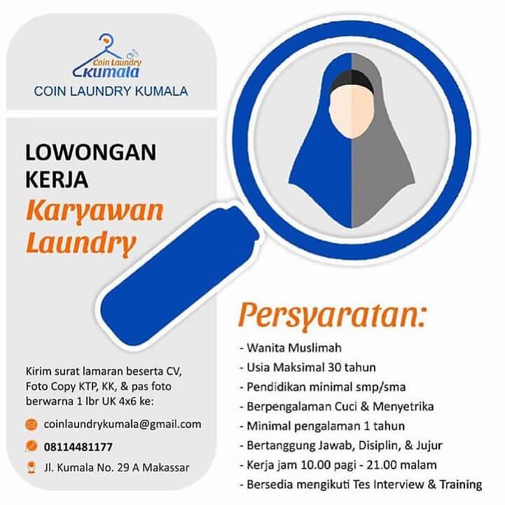 Lowongan Kerja Makassar Terbaru