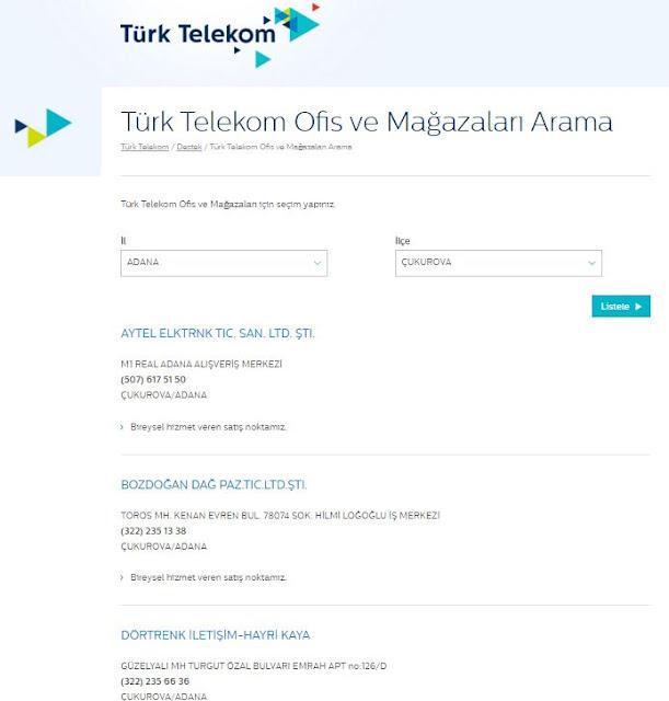 turk-telekom-magaza-bayi-iletisim