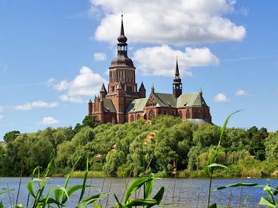 Iglesia de Santa María en Stralsund