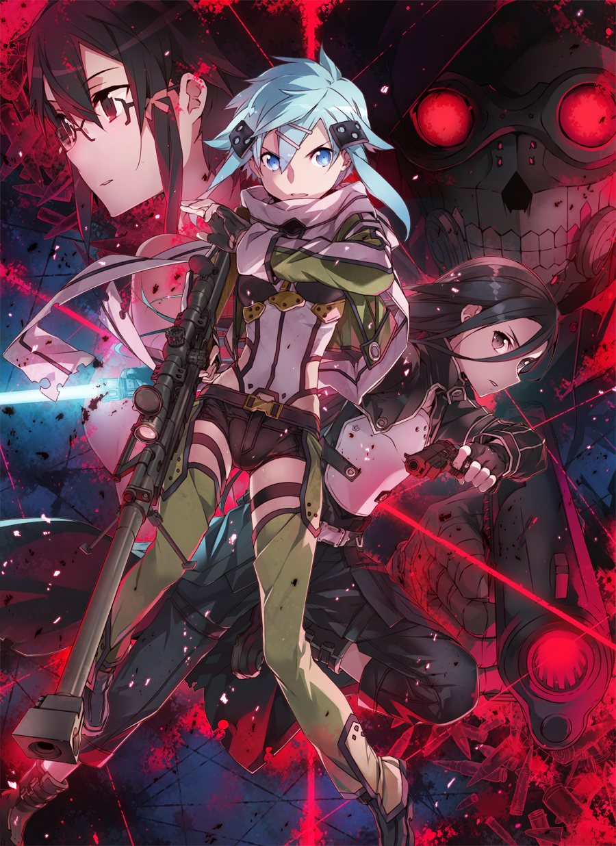 2014, Action, Adventure, Anime, Fantasy, Game, HD, Romance, Sword Art Online II, ソードアート・オンライン II,