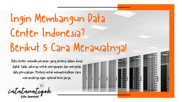 Data Center Pusat Data