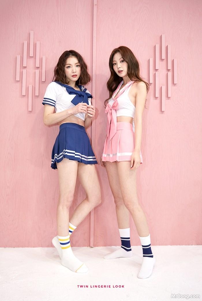 Image Korean-Model-Lee-Chae-Eun-012018-MrCong.com-003 in post Người đẹp Lee Chae Eun trong bộ ảnh nội y tháng 01/2018 (143 ảnh)