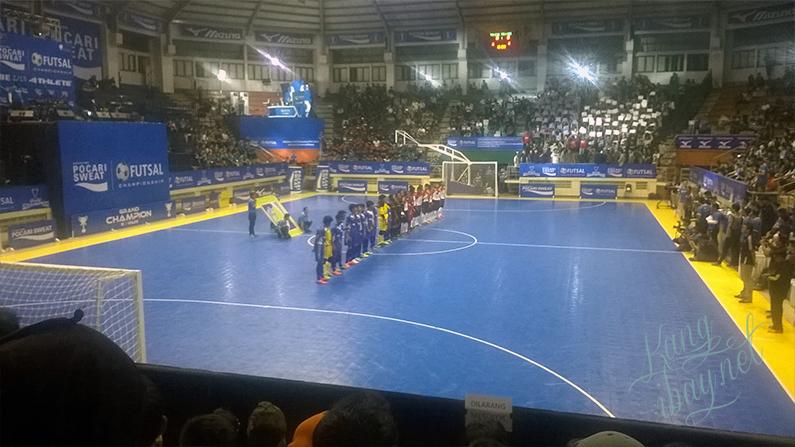SMAN 18 Bandung vs SMAN 4 Jayapura