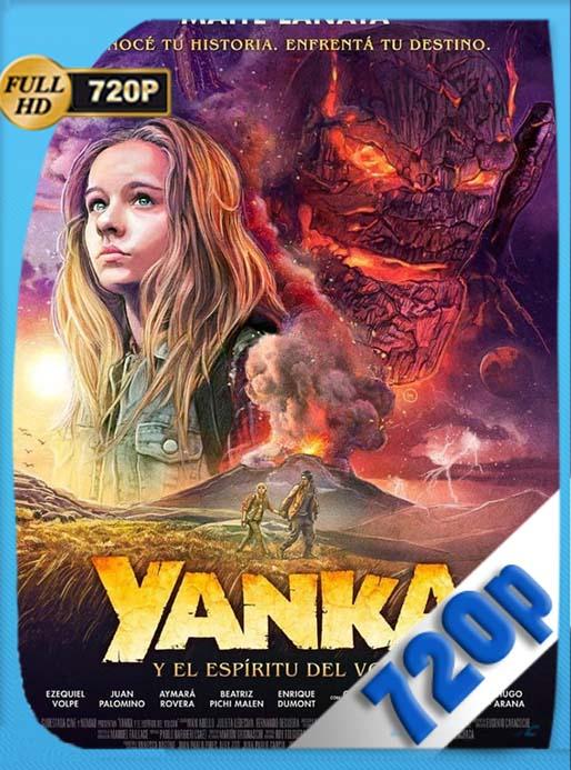 Yanka y el espíritu del volcán (2018) 720p WEB-DL [Google Drive] Tomyly