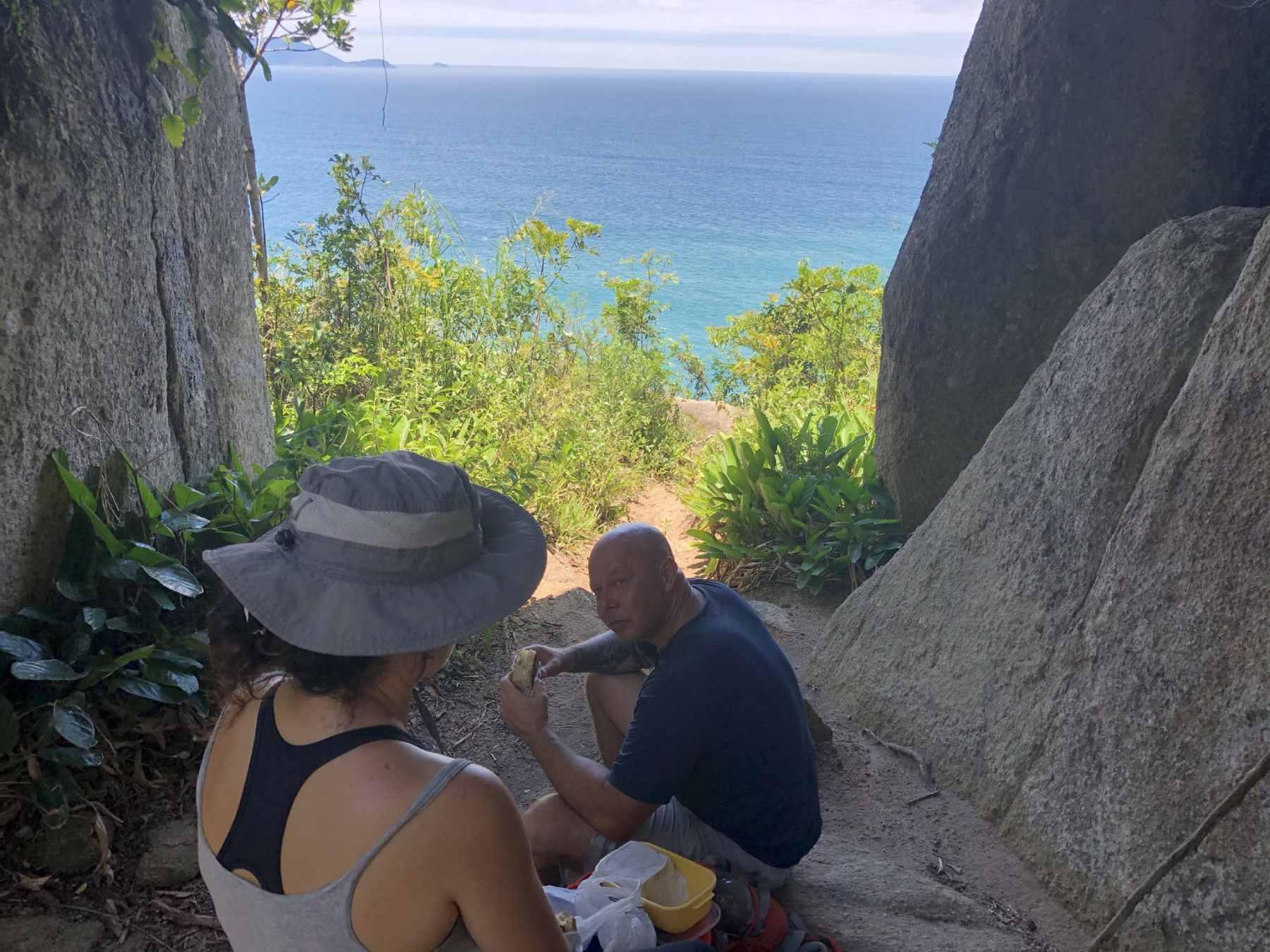 Morro do Rapa - Florianópolis