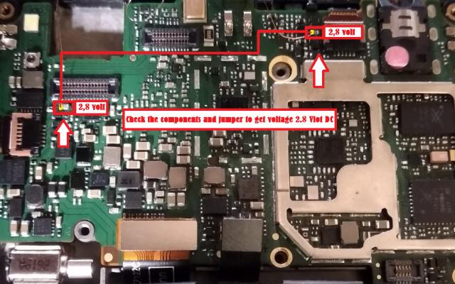 Fix Xiaomi Redmi 3 Camera Fails Or Damaged Camera