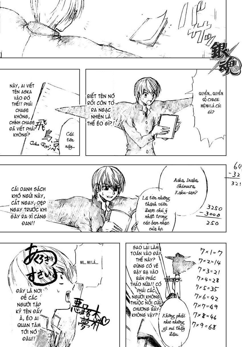 Gintama Chap 361 page 16 - Truyentranhaz.net