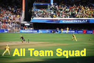 IPL 2020 All team players list and Final squad