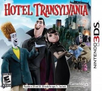 Rom Hotel Transylvania NDS