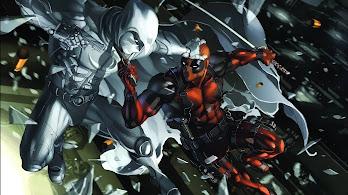 Moon Knight vs. Deadpool, 4K, #186