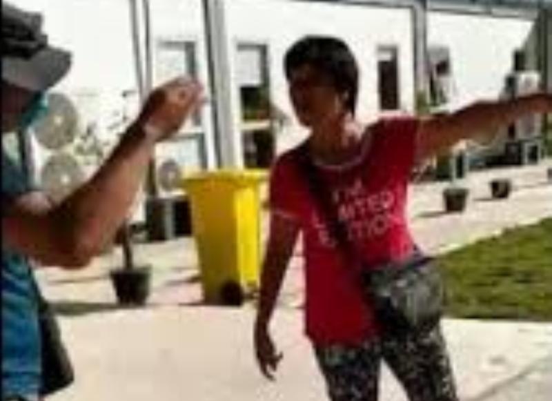 Jilat Air Liur Jenazah Pasien Corona, Swab Tes Ibu Pedagang di Tos 3000 Positif Covid-19