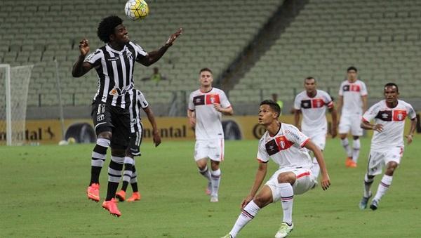 Ceará x Joinville - Série B 2016