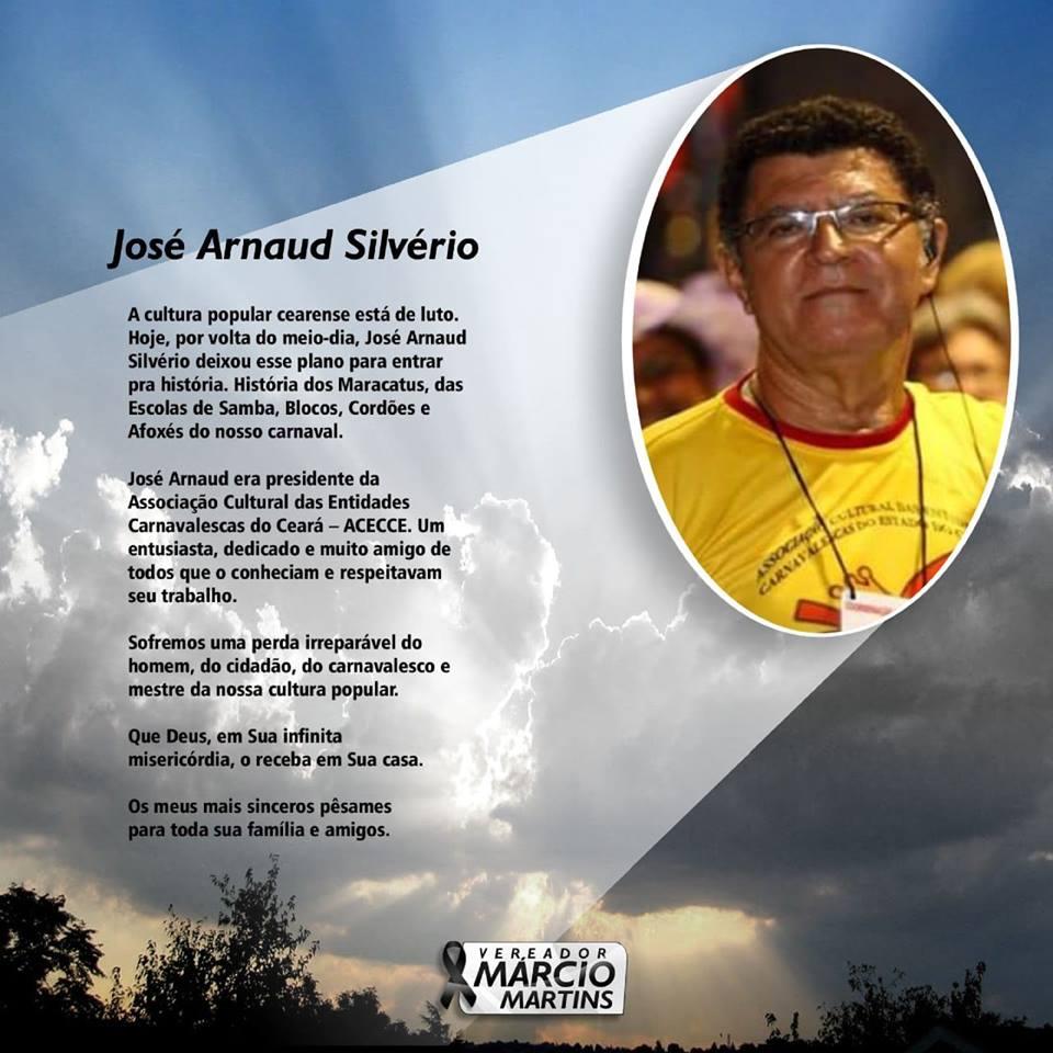 e834e19763 Morreu hoje o presidente da Associação Cultural das Entidades Carnavalescas  do Ceará