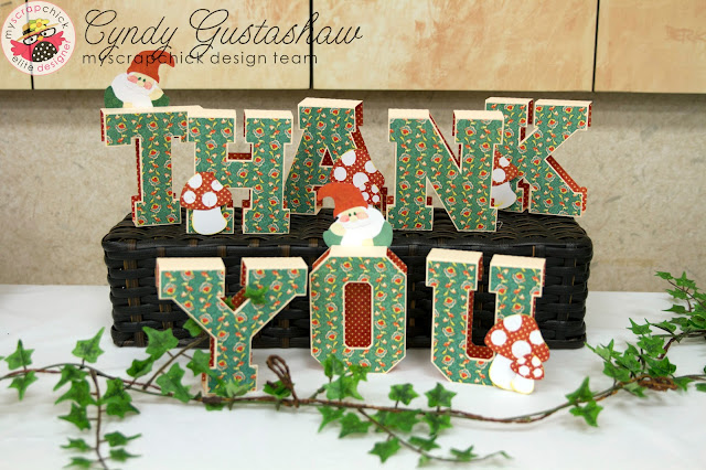 Pop up Thank you Sign