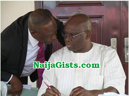 fayose money launderer abiodun agbele