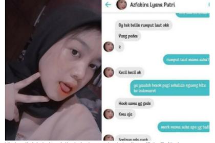 Viral! Wanita Ditagih Biaya Pacaran Minta Maaf, Chat saat Pacaran Terungkap