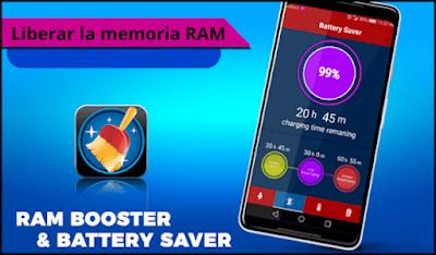 Liberar la memoria RAM para hacer tu teléfono más rápido