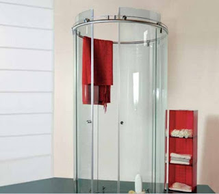 Pros and cons of glass shower doors