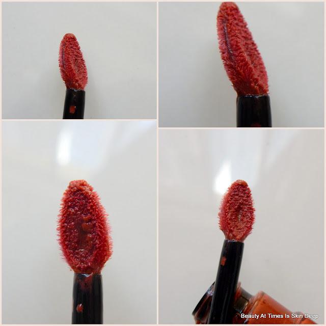 L'Oréal Paris Shine Caresse Gloss applicator