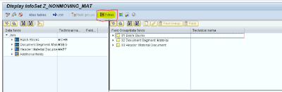 Building an SAP Query with ABAP Code