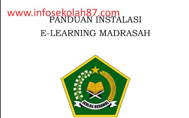Panduan Instalasi E-Learning Madrasah Kemenag