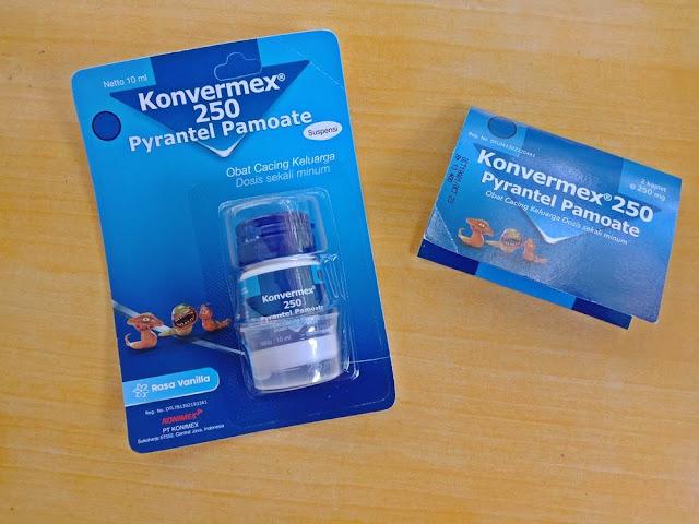 konvermex obat cacingan