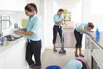 Cara Membersihkan Rumah