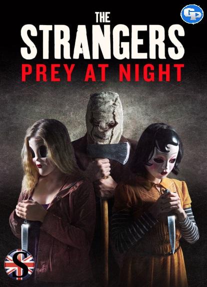 Los Extraños: Cacería Nocturna (2018) SUBTITULADO