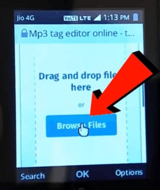 Jio Phone में Mp3 Song में अपना फोटो कैसे लगाये