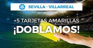 Paston promo liga Sevilla vs Villarreal 15-12-2019