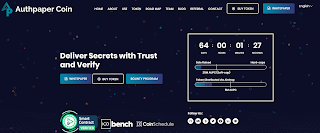 AUTHPAPER – P2P Secret Data Delivery with Incentive Blockchain