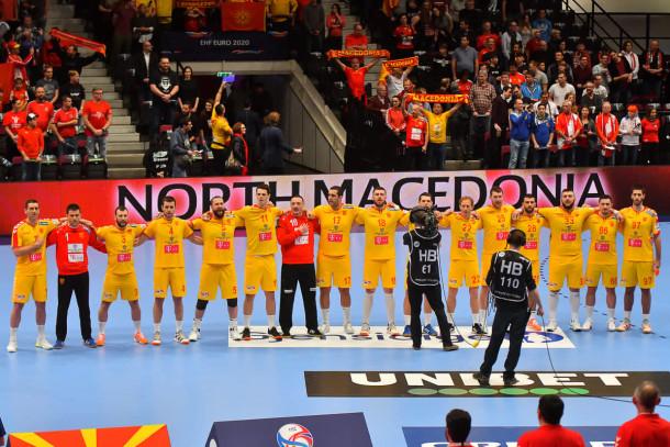 Mazedonien Gegen Tschechien