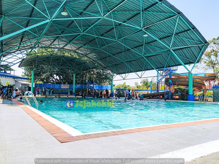 Harga Tiket Masuk Kolam Renang di Bikasoga Sport Center Bandung