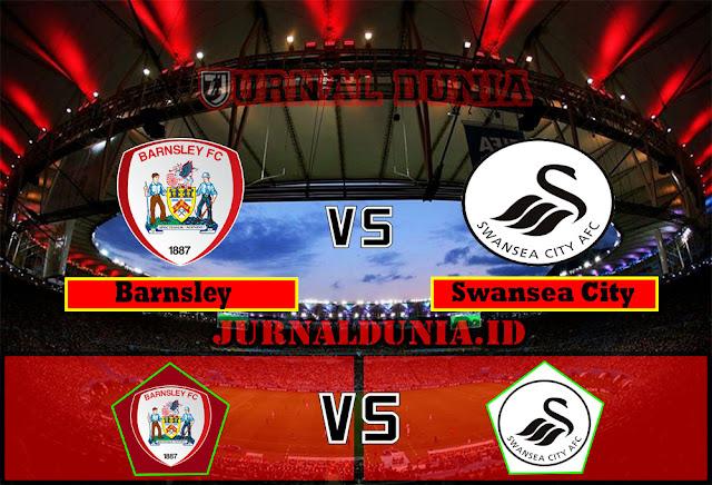 Prediksi Barnsley vs Swansea City ,Selasa 18 May 2021 Pukul 02.15 WIB