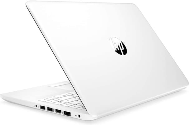 HP 14-dk0030ns: portátil ultrabook de 14'' con procesador AMD, teclado QWERTY, disco SSD y Windows 10 Home