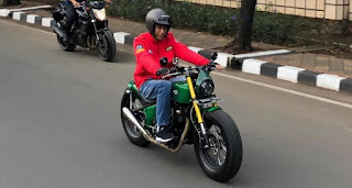 Perbedaan Modifikasi Kustom Sepeda Motor Japstyle, Cafe Racer, dan Chopper
