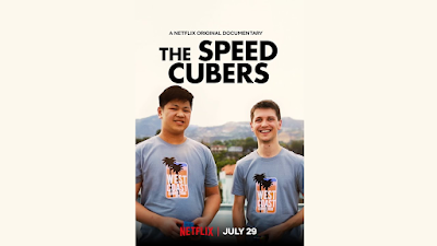 The Speed Cubers Poster on Netflix