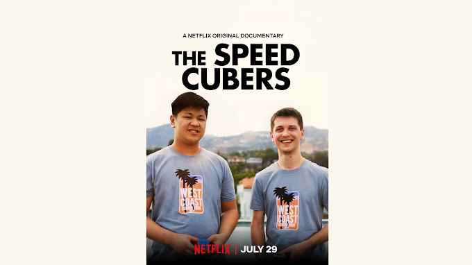 Sinopsis dan Tanggal Tayang The Speed Cubers di Netflix