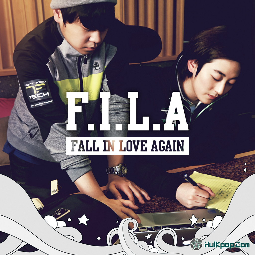 [Single] 긱스 (Geeks) – F.I.L.A (Fall In Love Again)